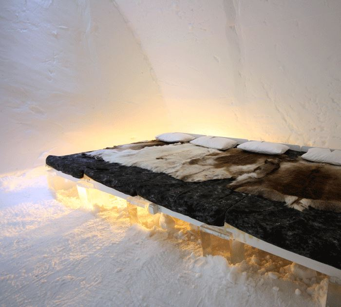 ICEHOTEL 3 nights + flight