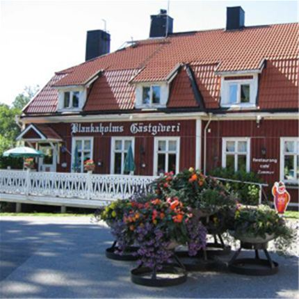 Blankaholm's Inn, rooms and chalets