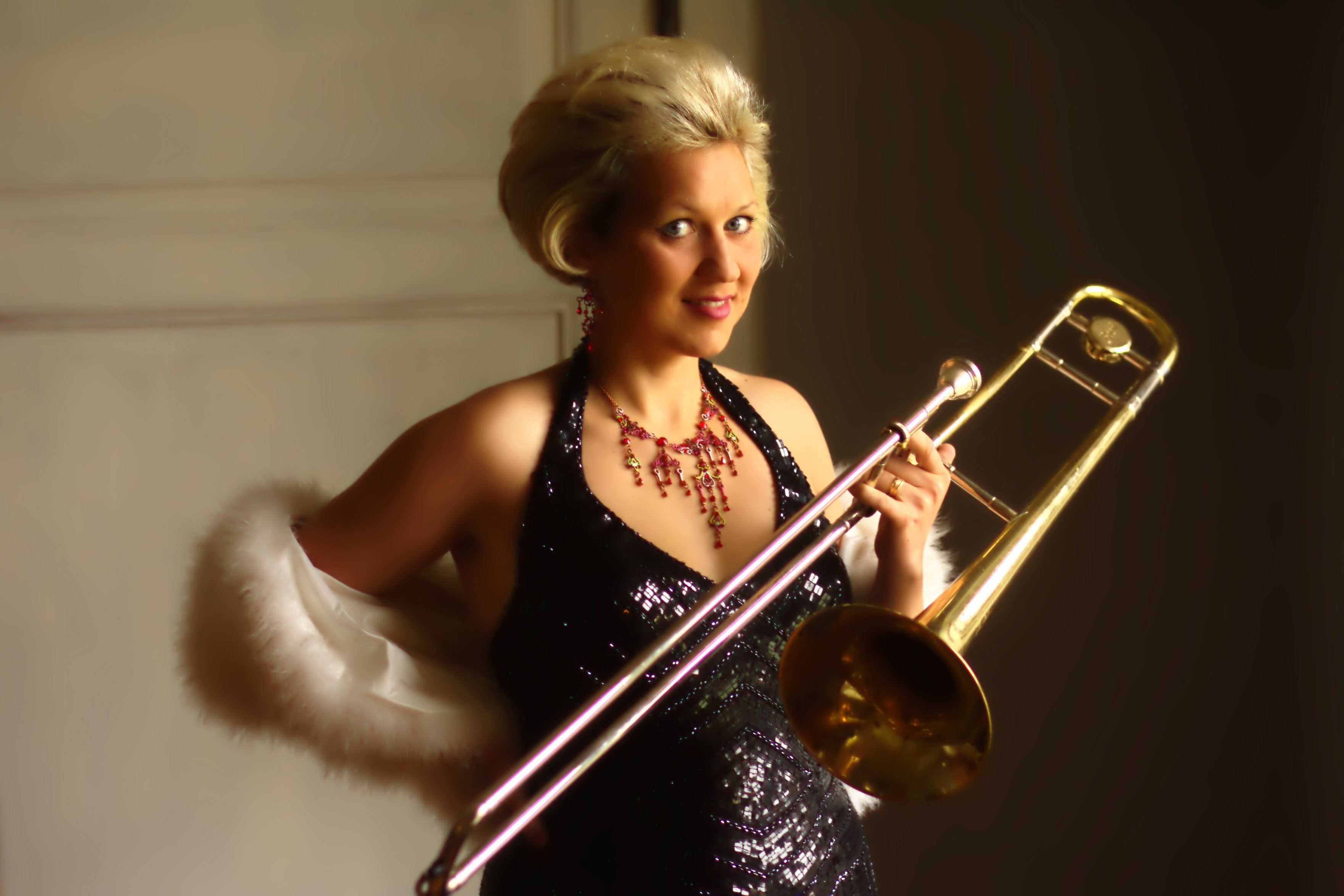 Gunhild Carling & Carling Big Band Jazzvarité