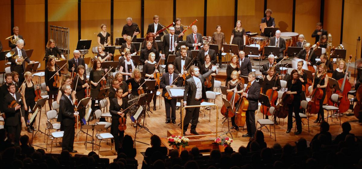 Spring Consert with Umeå Music Society Symphony Orchestra