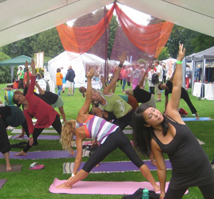 Sweden Wellness Festival