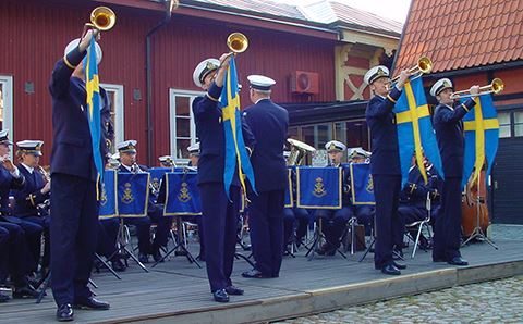 Concert with The Royal Swedish Navy Band