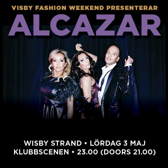 Visby Fashion Party med ALCAZAR | 3/5