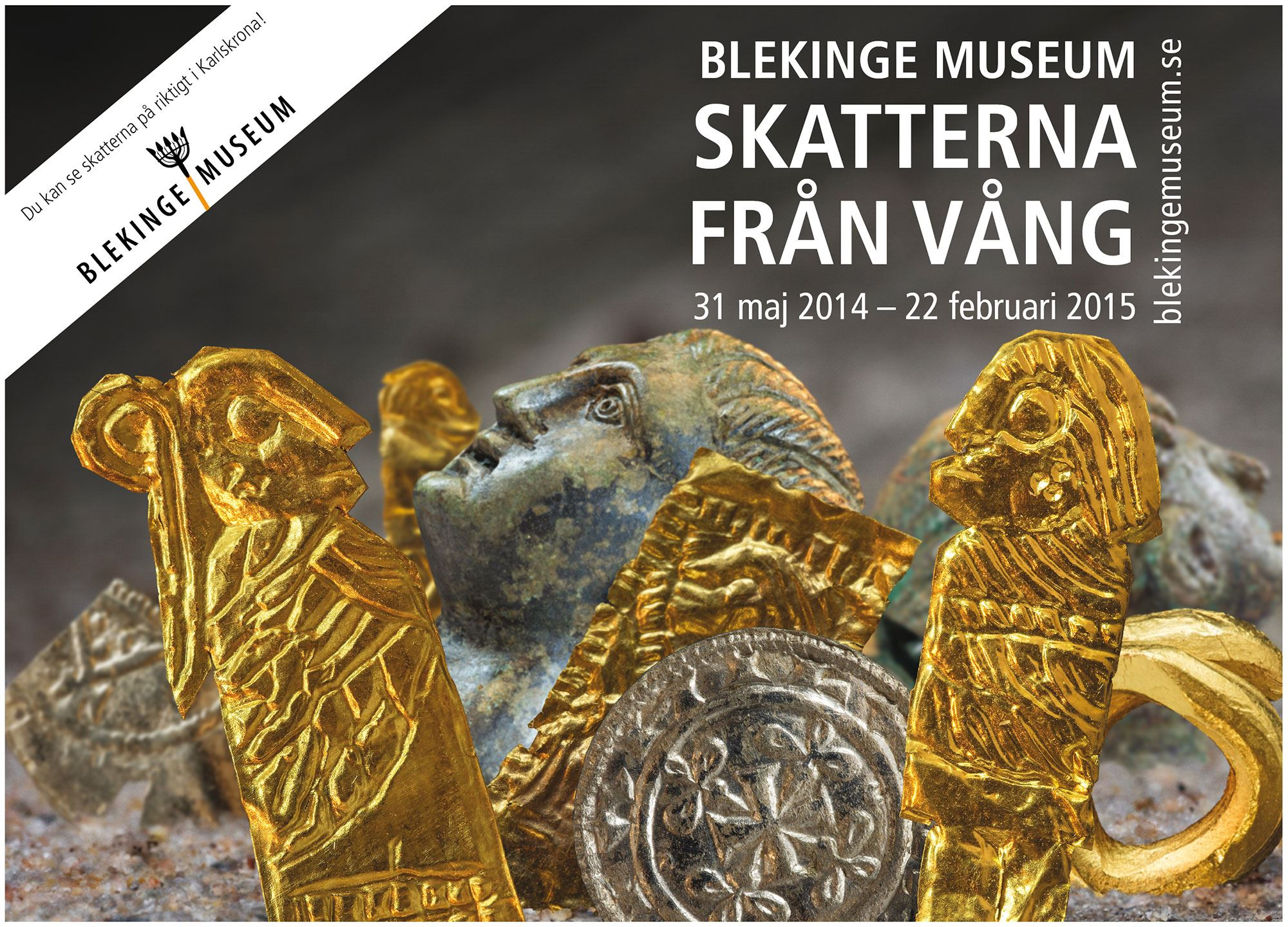 Exhibition - The treasures from Vång