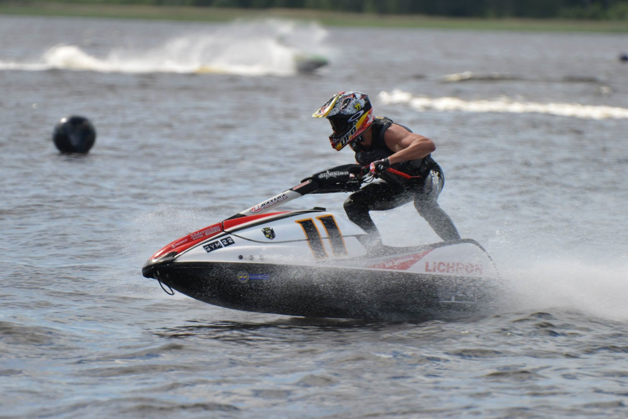 Gävle Jet-Racing Club arrangerar Jet-Ski SM