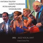 Jazz vocal unit - Claes Crona Trio