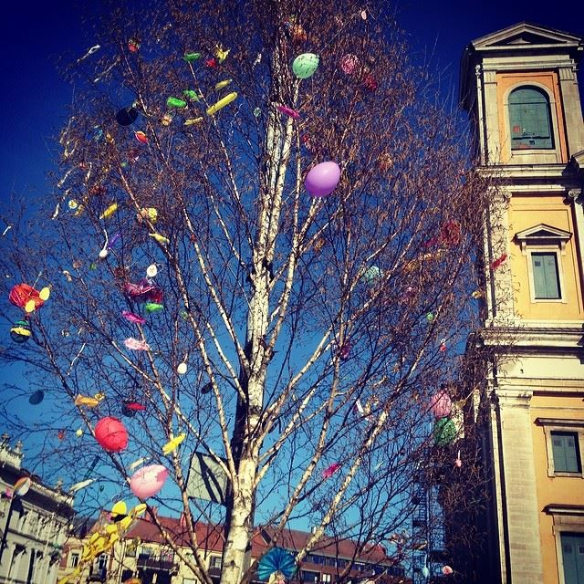Easter in the City