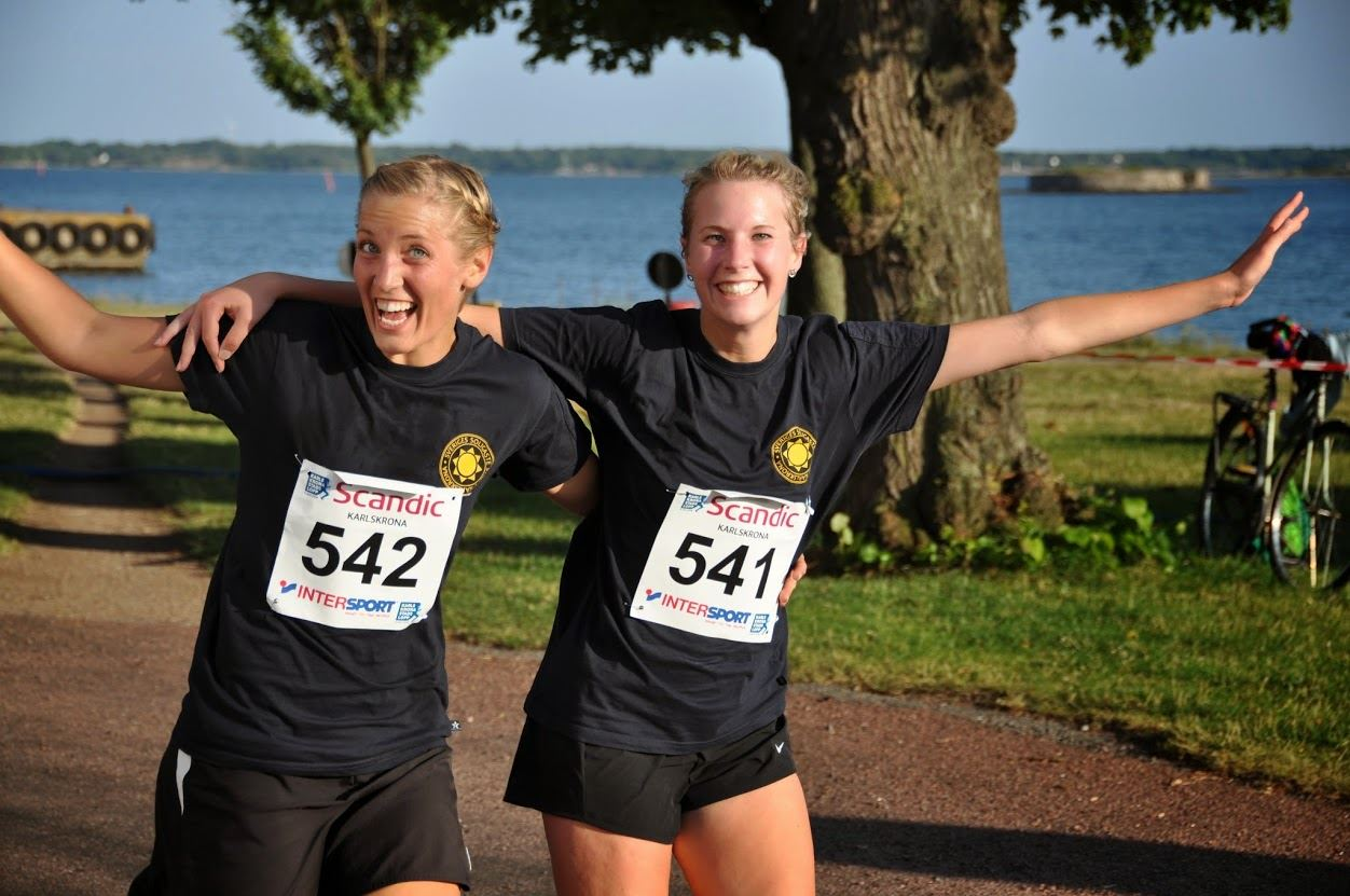 Karlskrona city running competition 2016