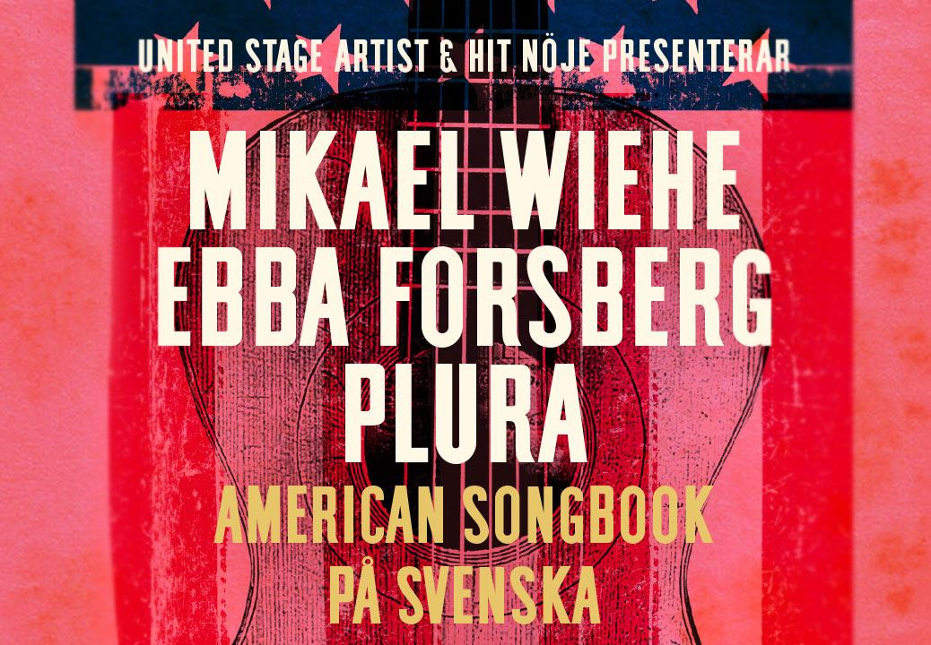American Songbook - in swedish