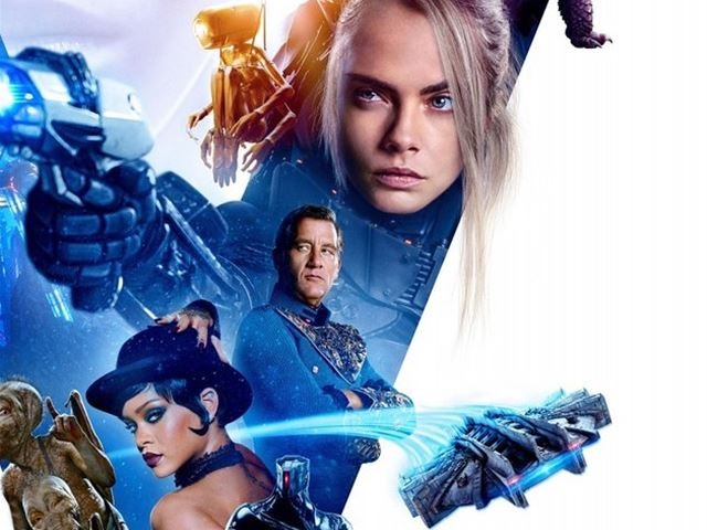 Film: Valerian and the City of a Thousand Planets