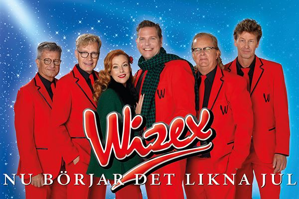 Concert with Wizex - It beginning to look a lot like Christmas
