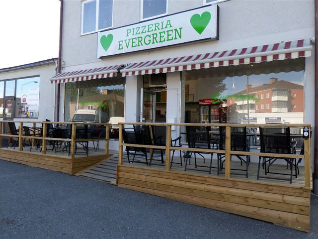 Pizzeria Evergreen