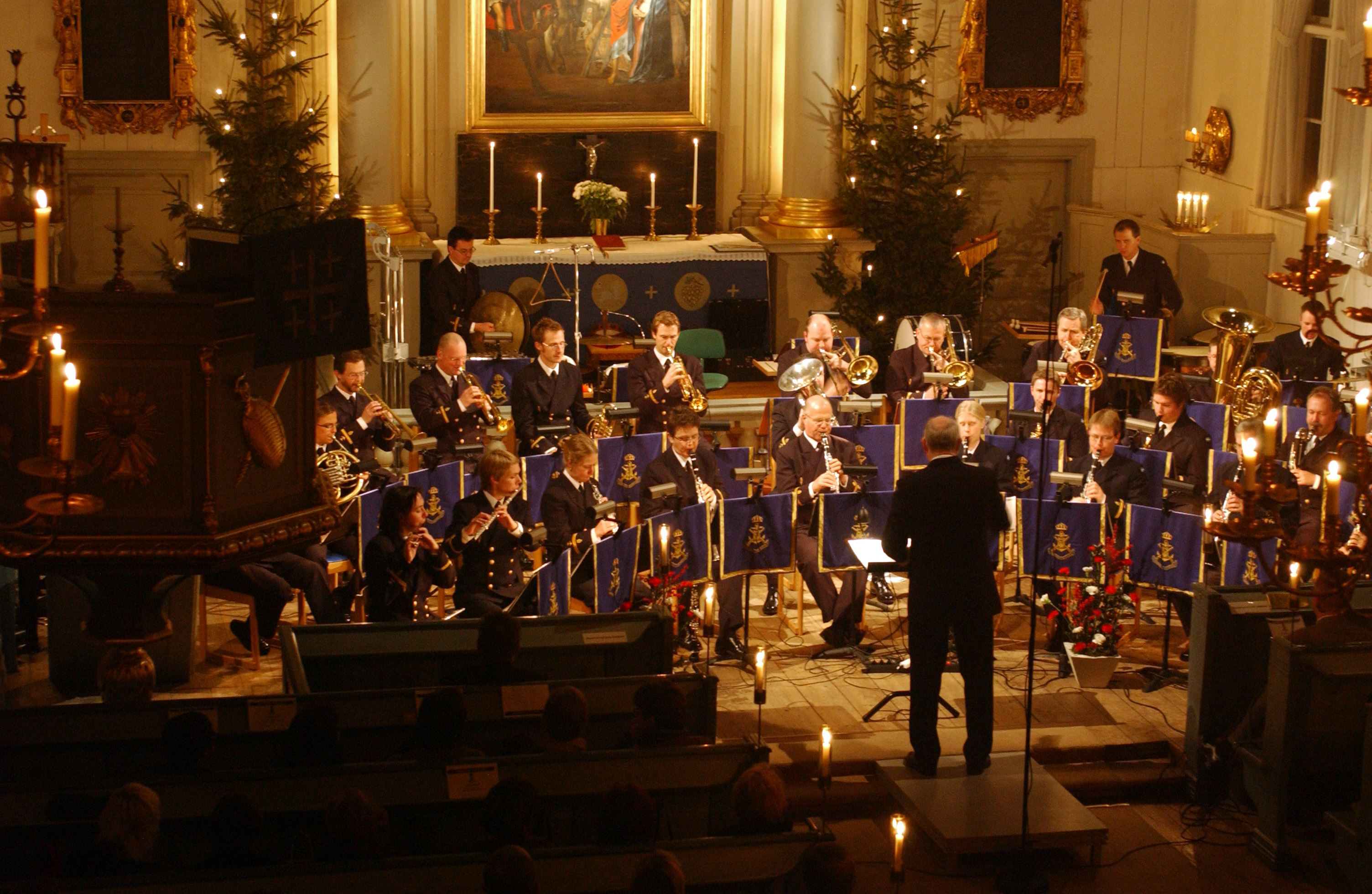 Advent concert - The Royal Swedish Navy Band