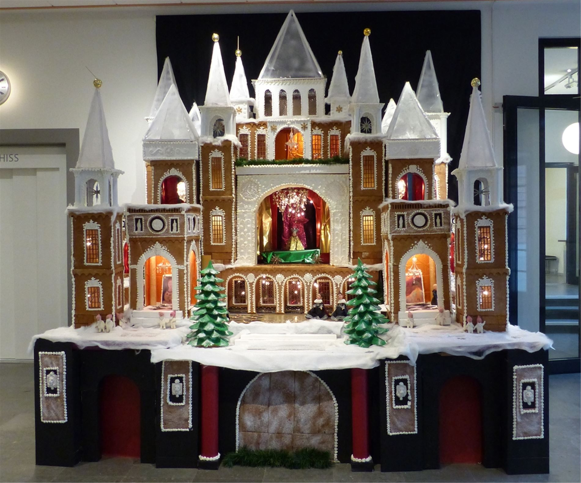 The County Museum's Grand Gingerbread House image