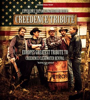 CREEDENCE TRIBUTE - The amazing history of CCR