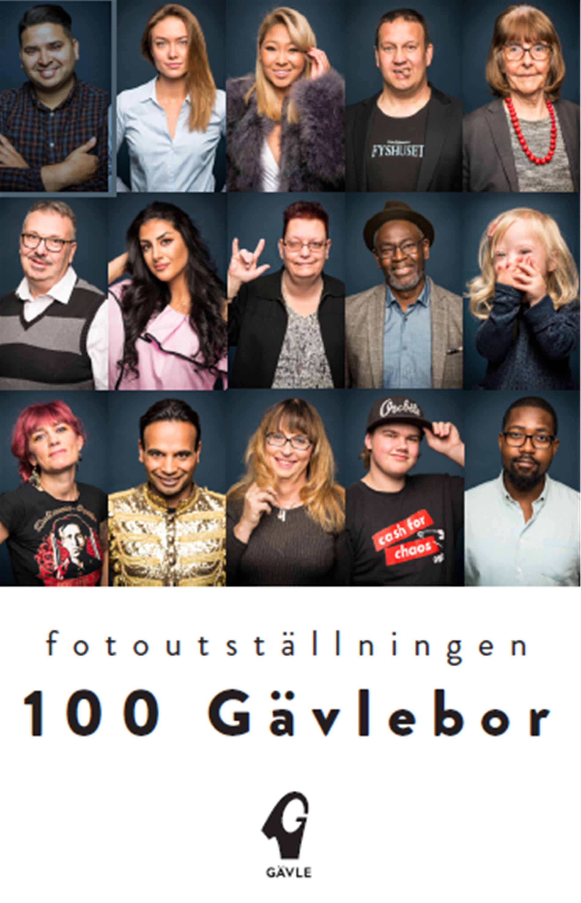 100 Inhabitants of Gävle image