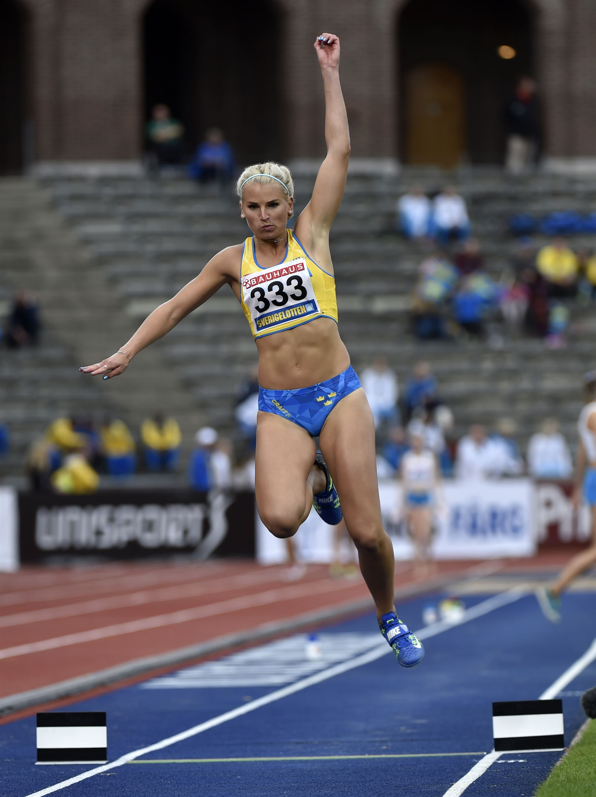 Swedish Athletics Indoor Championships 2018 image