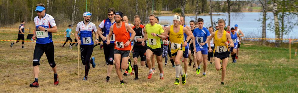 Borgarloppet Trail Race 2018