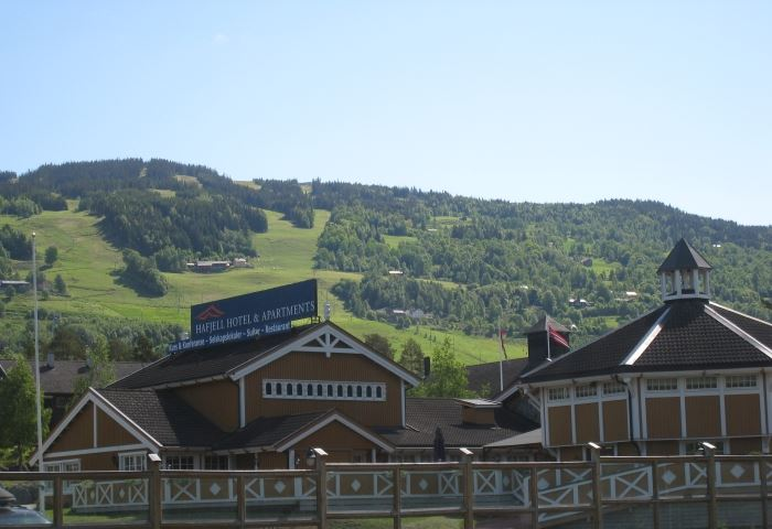 UCI Hotel in Hafjell, Hafjell Hotell will be the official UCI hotel during world cup in Mountain Bike in Hafjell, Hafjell Resort