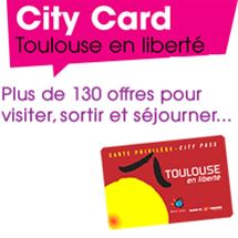 City Card Toulouse