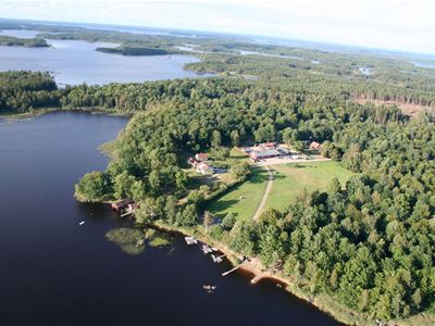 Getnö Gård - Lake Åsnen Resort Activity Centre