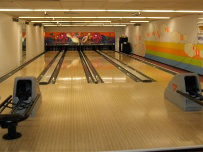 Tingsryd bowling alley