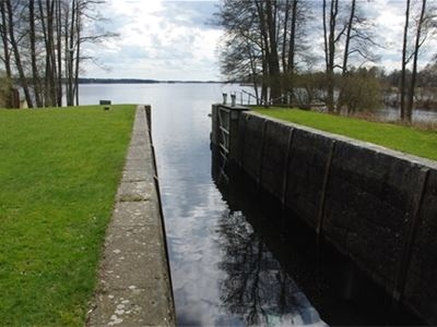 The Lock in Åby