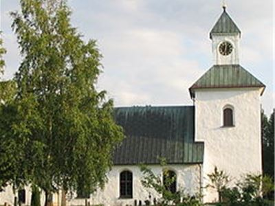 Ör's Middle Ages Church