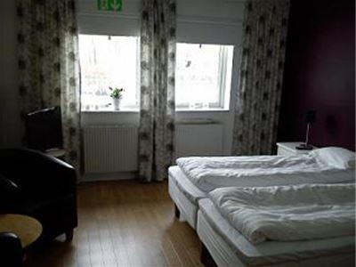 Hotelrum i lammhults värdshus