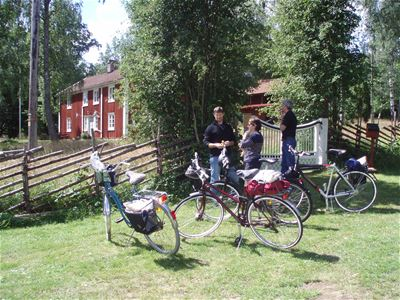 Bicycle tour Berg 35 km
