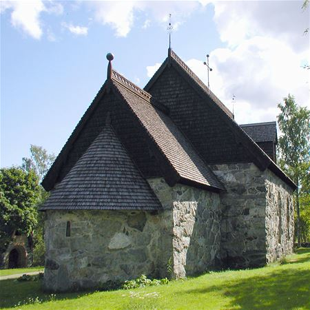The church of Murberget img