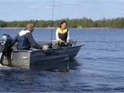 Canoe - boat rental Evedals Camping