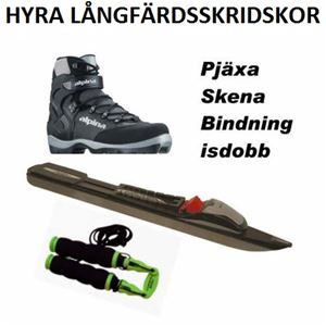 skating equipment.
