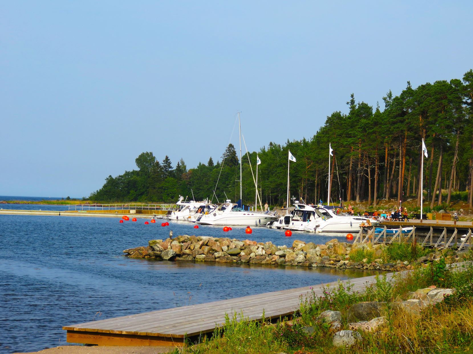 Furuviks Sea Camping And Guest Marina Accommodation Details Guest