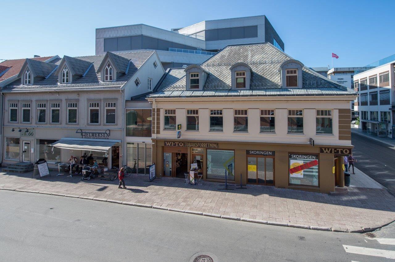 Skoringen Tromsø, Storgata 68, Tromsø (2020)