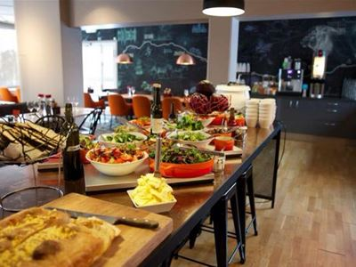 Scandic Hotel & Restaurang Glasriket