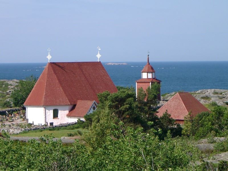 Kokar Church S Ta Anna Overview Churches Archipelago Visit