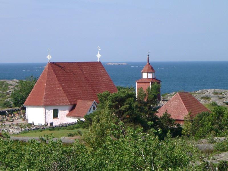 Kokar Church S Ta Anna Overview Churches Archipelago Visit