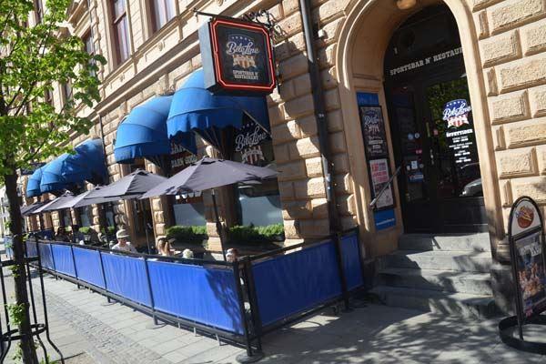 Visit Sundsvall Bite Line Restaurant Overview