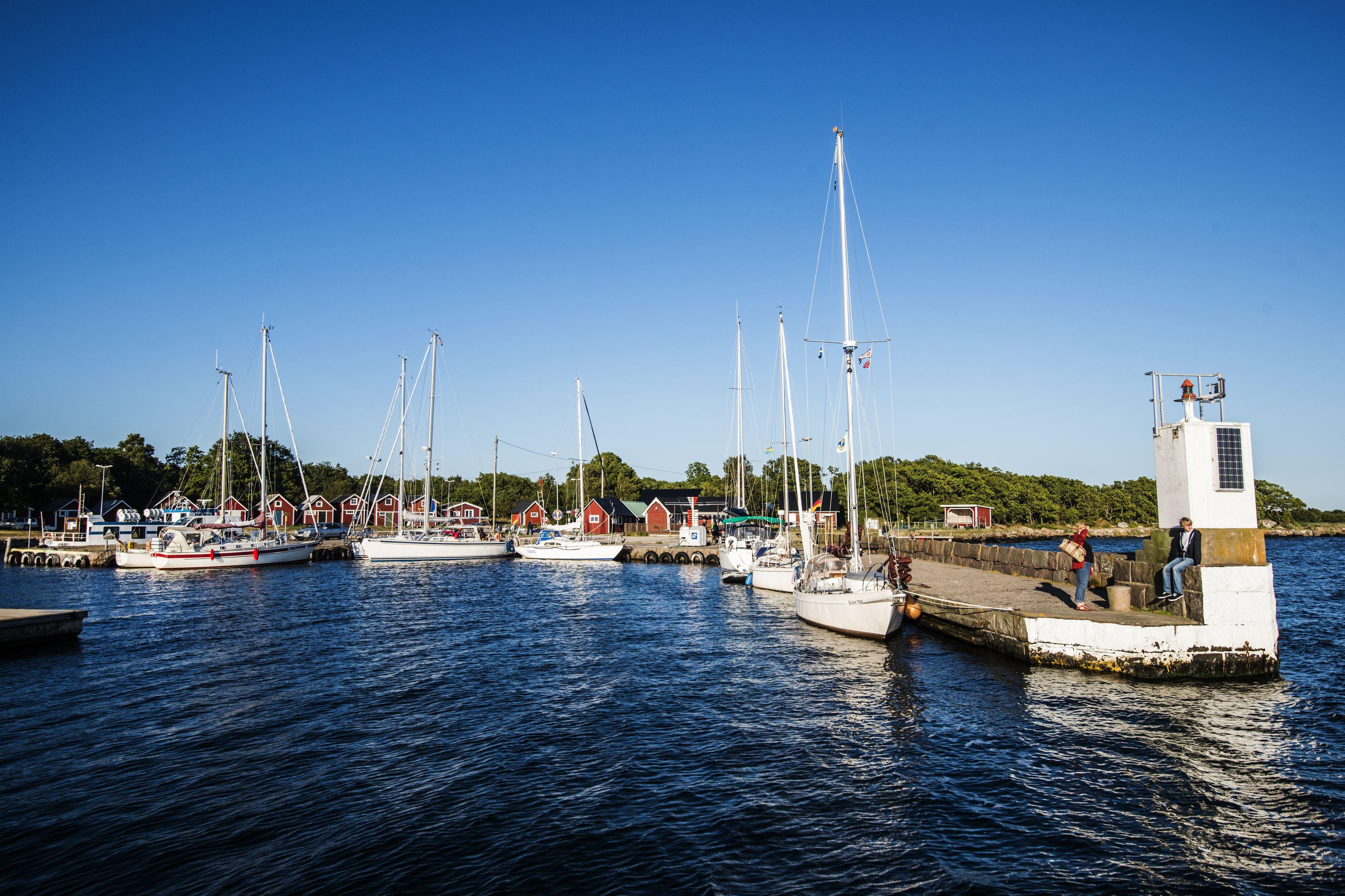Gsthamn - Sandhamn | Visit Blekinge