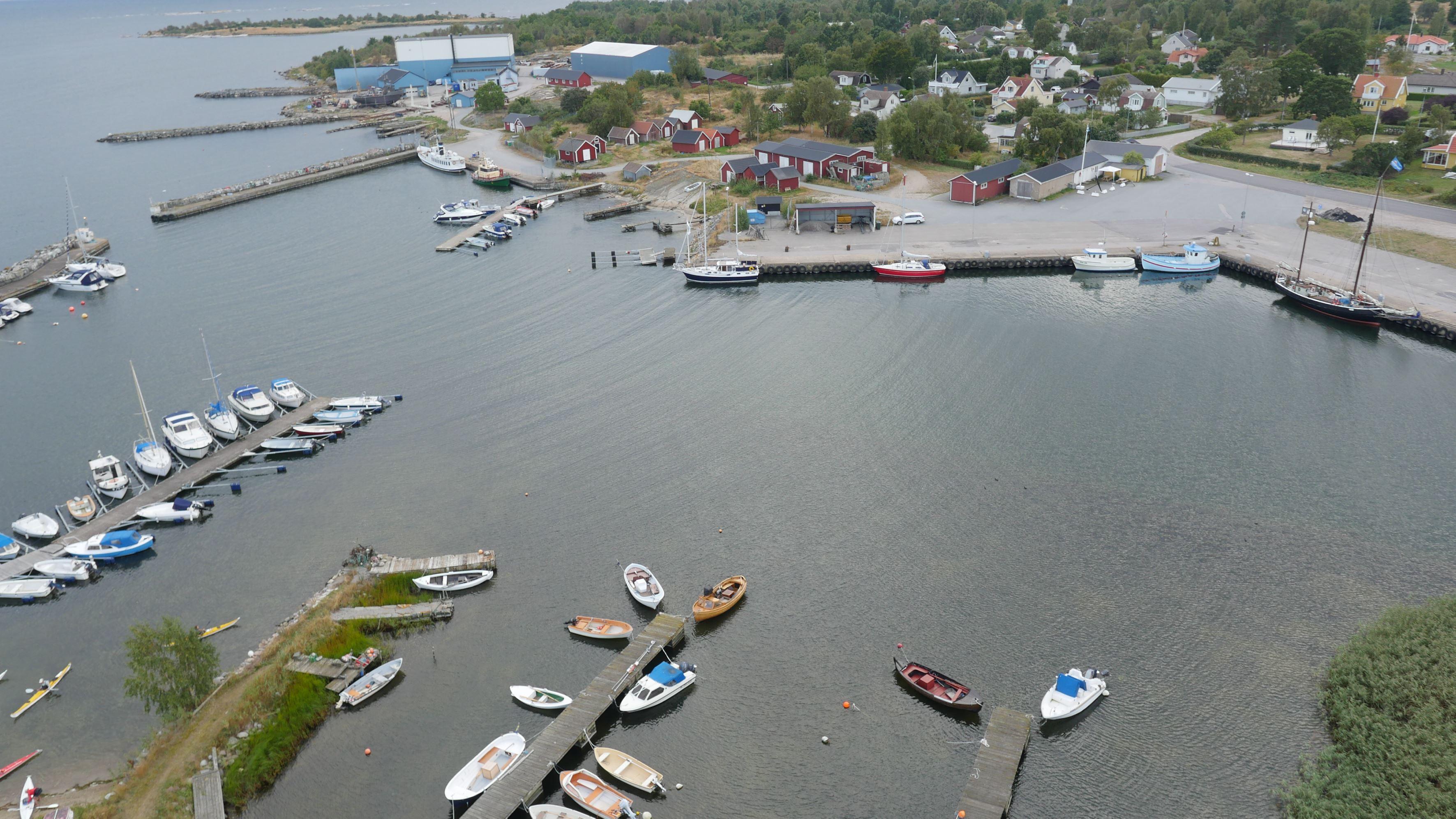 Guest Harbour - Garpahamnen Hassl - Visit Blekinge