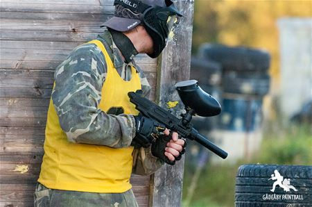 Gådeåby Paintball img