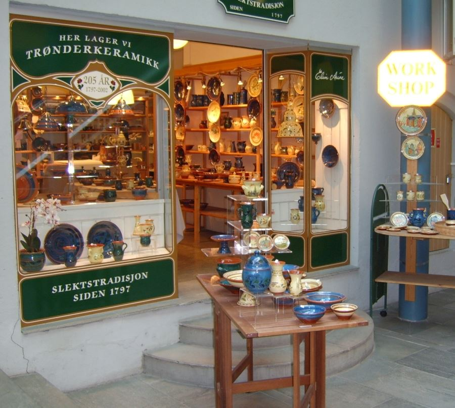 c82da53c4 Pottery Elin Aune - Visit Trondheim - English