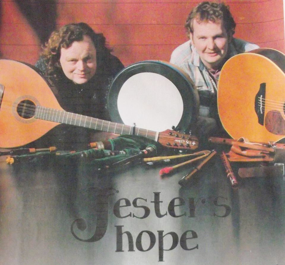 Musikkväll - Jester's Hope - The Tea Room