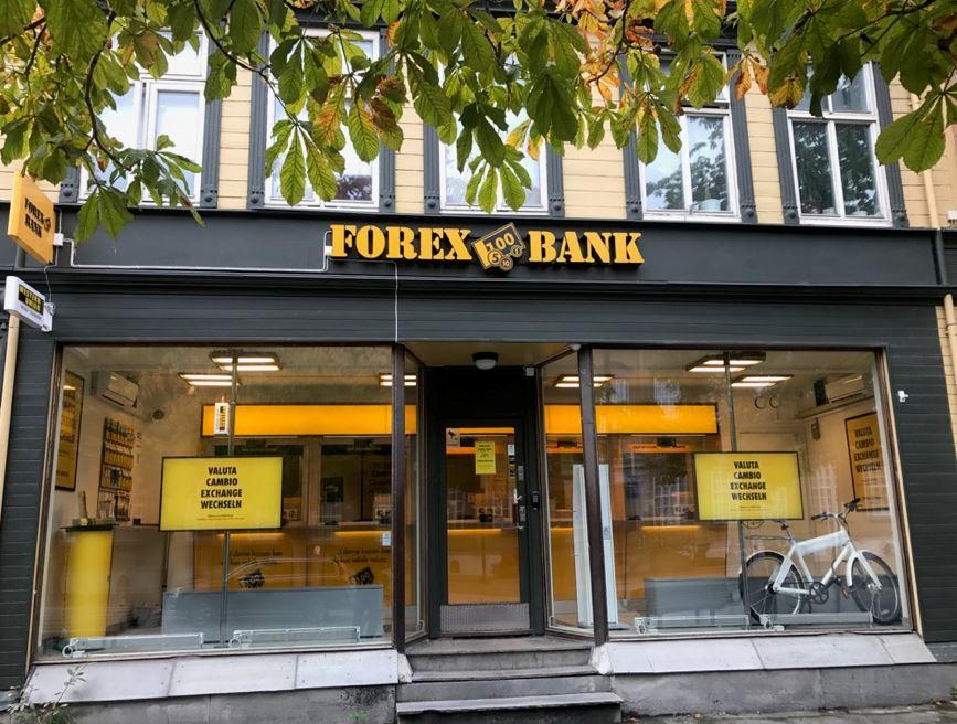 Forex bank kontakt telefonnummer