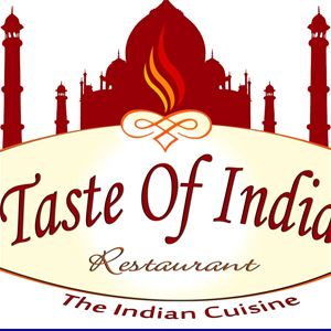 The logo of the restaurant.