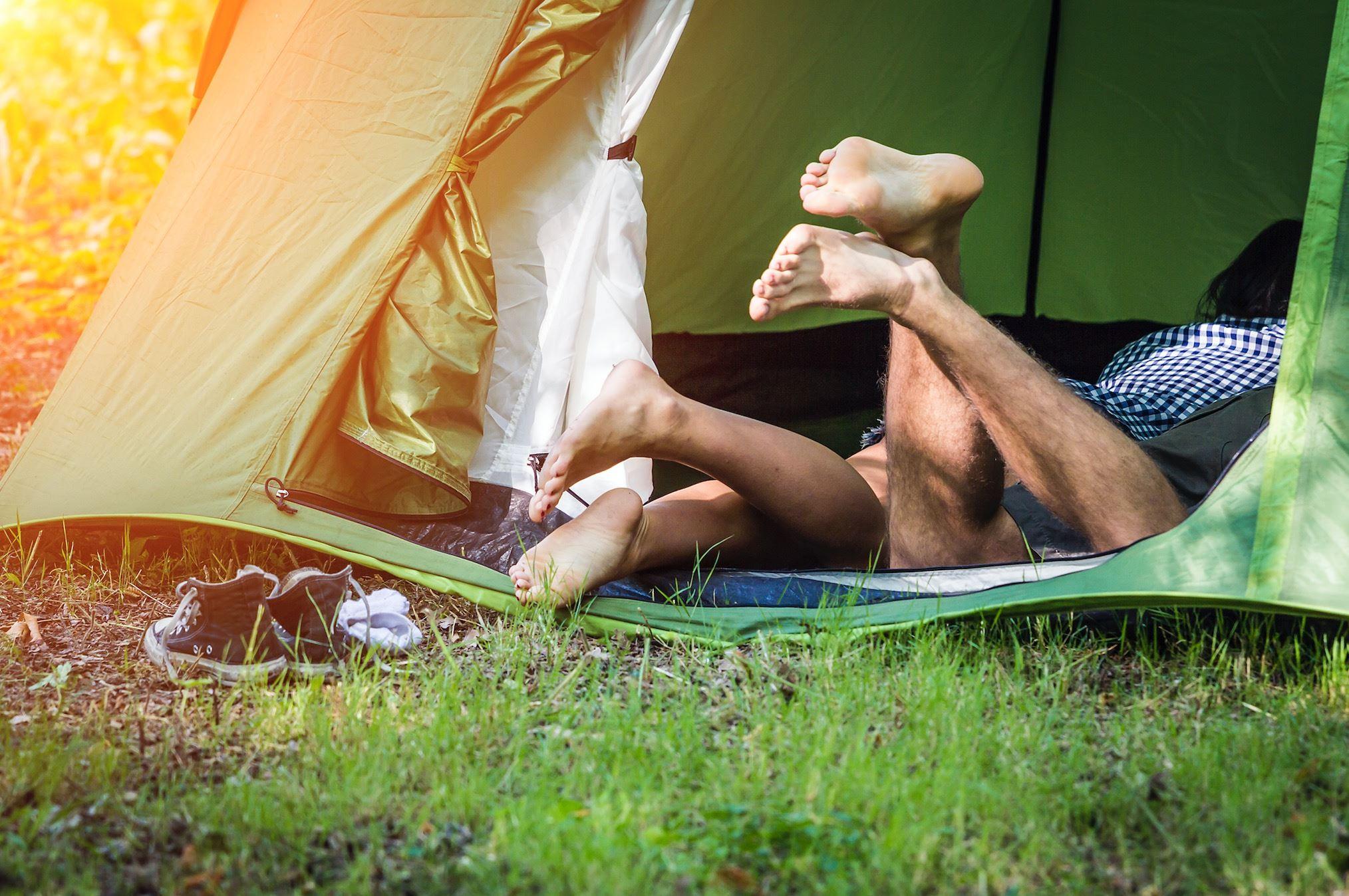 Kronocamping Böda Sandcamping Accommodation Details Camping öland
