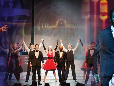 Musik: Andrew Lloyd Webber Gala