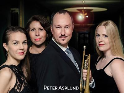 Musik: Christmas Feeling Big Band Show med Peter Asplund