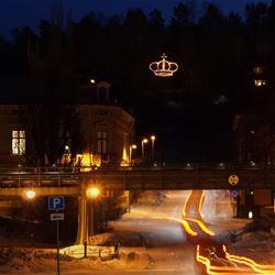 Ljuständning i Söderhamn